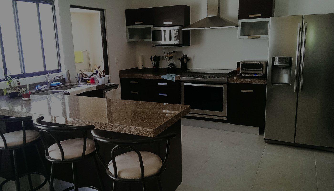 D kitchens desarrollo e instalaci n de interiores y - Instalacion de cocinas integrales ...